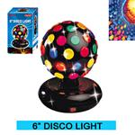 DELUXE DISCO LIGHT