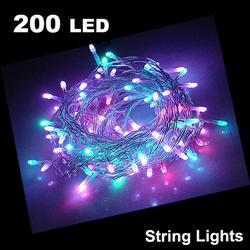 25m 200 LED String Light Multicolored