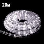 20m LED Rope Light COOL WHITE