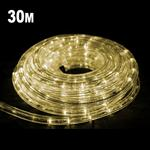 30m LED Rope Light WARM WHITE