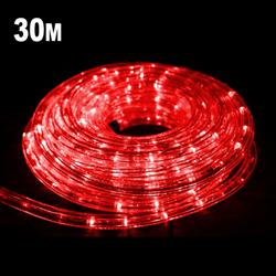 30m LED Rope Light RED