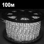 100m LED Rope Light COOL WHITE