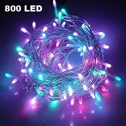 85m 800 LED String Light Multi