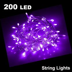 25m 200 LED String Light PURPLE