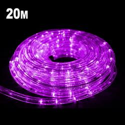 20m led rope light purple lr20pl 20m led rope light purple aloadofball Image collections